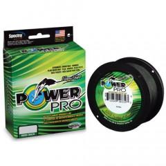 Плетеный шнур Power Pro Moss Green 0.23/15kg 275m