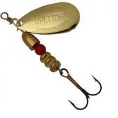 Блесна BRETTON Original - №3 / G
