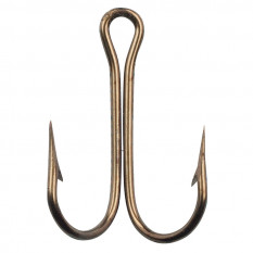 Крючок EAGLE CLAW 274 №4 100шт. (корткое цевье) Bronze