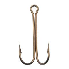 Крючок EAGLE CLAW 2957 №2 1шт. (длинное цевье) Bronze