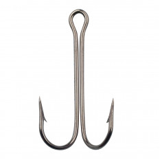 Крючок EAGLE CLAW 2957 №1 1шт. (длинное цевье) Black Platinum