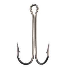 Крючок EAGLE CLAW 2957 №4 10шт. (длинное цевье) Black Platinum