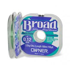 Леска Owner Broad 100m 0.24mm 5.0kg