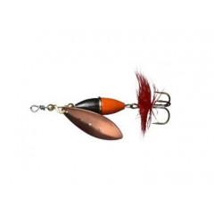 Блесна Myran Wipp 3gr Copper Orange/Black