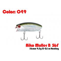 Воблер Aiko MULLER 56F 049