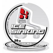 Леска зимняя Salmo HI-TECH ICE SINKING 030/0.15