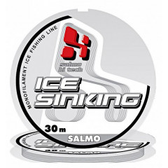 Леска зимняя Salmo HI-TECH ICE SINKING 030/0.15