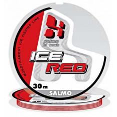 Леска моно. зим. Salmo HI-TECH ICE RED 030/0.15