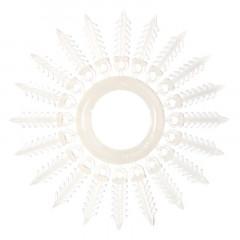 Держатель для силиконовых приманок «Ёлочка» 16 мм, 20 шт. прозрачный