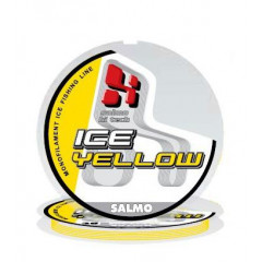 Леска моно. зим. Salmo HI-TECH ICE YELLOW 030/0.15