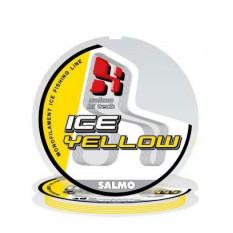 Леска моно. зим. Salmo HI-TECH ICE YELLOW 030/0.17