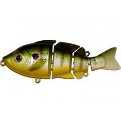 Свимбейт Reaction Strike Revolution Bluegill 3.5 Slow Red Ear Sunfish