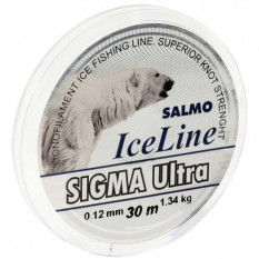 Леска зимняя Salmo SIGMA ULTRA 030/0.25
