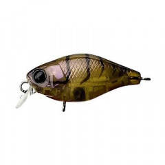 Воблер JACKALL Chubby 38F 4g brown suji shrimp