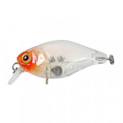 Воблер JACKALL Chubby 38F SSR 4,2g clear salmon roe head