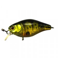 Воблер JACKALL Chubby 38F 4g ghost g perch