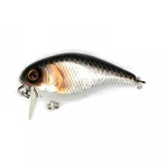 Воблер JACKALL Chubby 38F SSR 4,2g hl silver&black