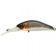 Воблер JACKALL Diving Chubby Minnow 35SP 2,7g hl silver & black