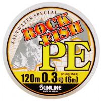 Sunline Rock Fish PE