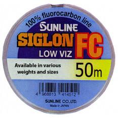 Флюорокарбон Sunline SIGLON FC 50m Clear 0.415mm 10.9kg