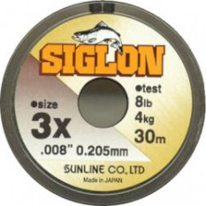 Леска Sunline SIGLON TIPPET 30m Clear 0.205mm 4kg