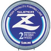 Леска Sunline SUPER Z 50m Clear 0.128mm 1.38kg