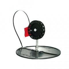 Жерлица на кругу 200 мм, диаметр катушки 90 мм