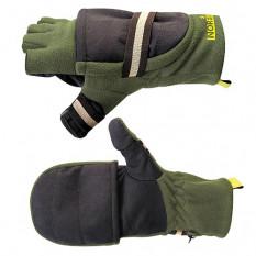 Перчатки-варежки Norfin Nord отстегивающиеся р. XL