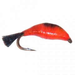 Мормышка вольфрамовая имитирующая мормыша M4 с петелькой 2,5 мм, цвет 23