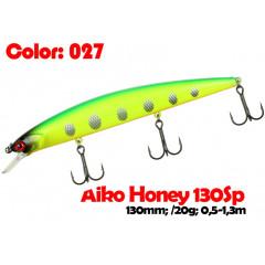 Воблер Aiko Honey 130SP 027