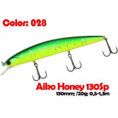 Воблер Aiko Honey 130SP 028