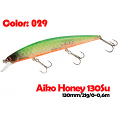 Воблер Aiko Honey 130SP 029