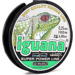 Леска Balsax Iguana 100м 0,12