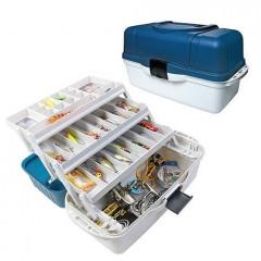 Ящик рыболовный пластиковый Salmo 3х-полочный большой