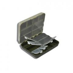 Коробка для крючков пластиковая Salmo 16 ячеек