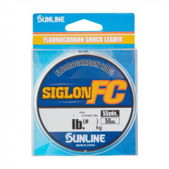 Флюорокарбон Sunline SIGLON FC 2020 30m Clear 0.160mm 1.8kg