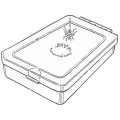 Коробка рыболовная Myran Betesask 5000