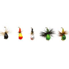 Нимфа-муха с петелькой