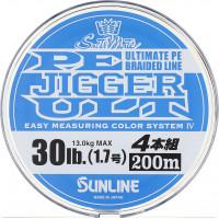 Sunline PE Jigger ULT 4