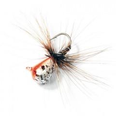 Мормышка вольф. Lucky John НИМФА-Муха с петел. 040мм/38