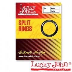 Кольца заводные Lucky John 3,5мм/2кг 10шт.
