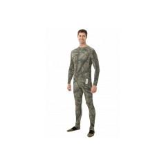Комплект мужского термобелья IC ALL Season Base р. L, цвет - камуфляж