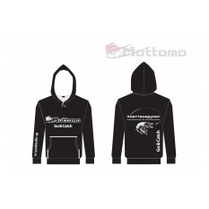Толстовка Mottomo, цвет чёрный, размер XL (52)