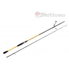 Спиннинг Mottomo Atom MTMS-702M 213см/6-24g