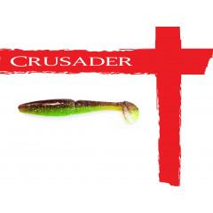 Мягкая приманка Crusader No.12 100мм, цв.213, 5шт.