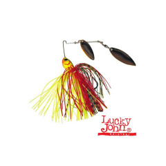 Спиннербейт Lucky John SPINNER BAIT PAINTED BLADE 14.0г 05