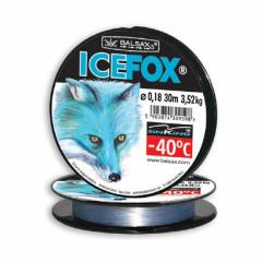 Леска зимняя Balsax Ice Fox 30м 0,06
