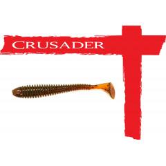 Мягкая приманка Crusader No.07 90мм, цв.013, 10шт.