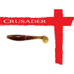 Мягкая приманка Crusader No.12 100мм, цв.002, 5шт.