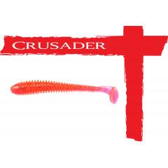 Мягкая приманка Crusader No.07 90мм, цв.010, 10шт.